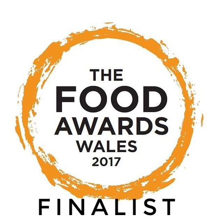 Knighton, UK: Food award Wales 2017 finalist