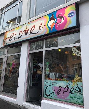 Photo of Cafe Eldur and Is at Skolavoerdustigur 2, Reykjavik 101, Iceland