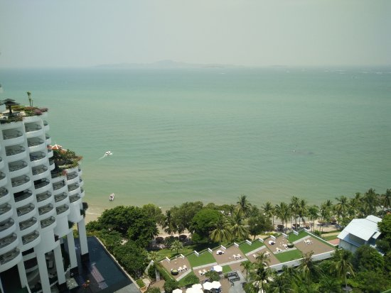 Royal Cliff Grand Hotel: Hotel view