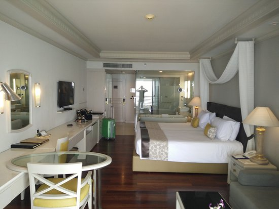 Royal Cliff Grand Hotel: Comfortable room