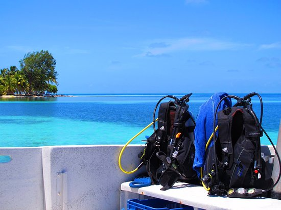 Hopkins, Belize: The diving is world-class, and the surface intervals are pretty great too!