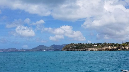Simpson Bay, St Marteen/St. Martin: Some great views