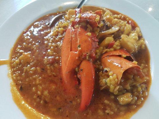 Restaurante Arlequin: Más vale una imagen que mil palabras.
