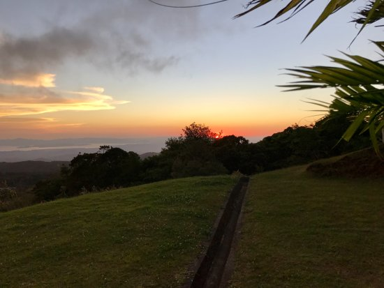 Costa Rica Monkey Tours -  Day Tours : View from one of our hotel rooms