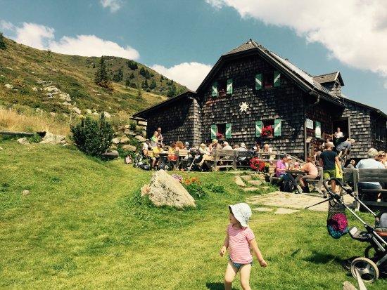 Millstatt, Austria: die hütte