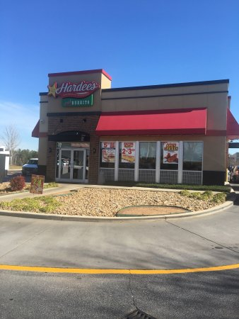 Anderson, SC: Hardee's!