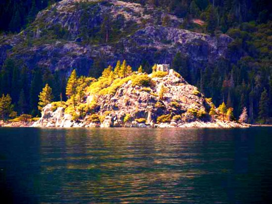 Emerald Bay Boat Cruise Picture Of Lake Tahoe Boat Rides