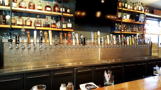 Rochester, NH: 44 beers on tap