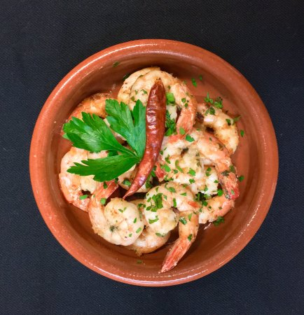 Tivoli, Estado de Nueva York: Gambas/ Garlic Shrimp