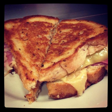 Willington, CT: Pastrami Rueben