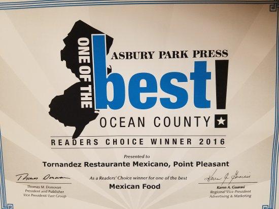 Point Pleasant, Нью-Джерси: Delicious food