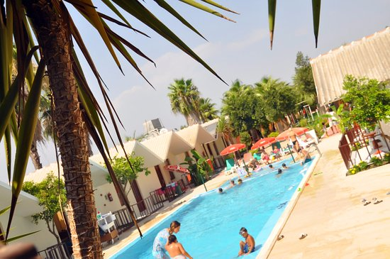 DREAMPARK BUNGALOW HOTEL (Manavgat, Tyrkiet) Hotel