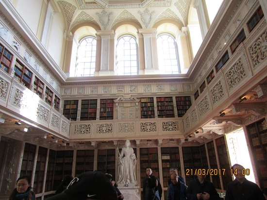 Woodstock, UK : This is the great library