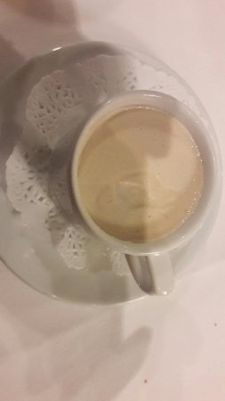 L'Ecailler: véritable café liegeois