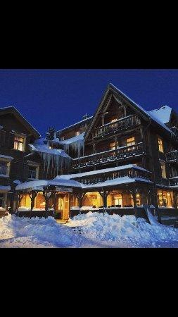 Flumserberg, İsviçre: Januar