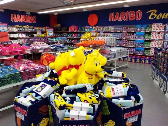HARIBO Fabrikverkauf Factory