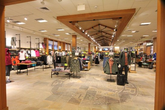 Eddie Bauer Store Picture Of Millcreek Mall Erie Tripadvisor