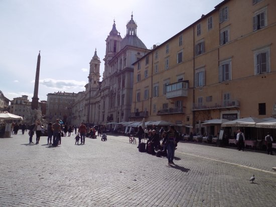 Photo of Piazza Navona in Rome, , IT