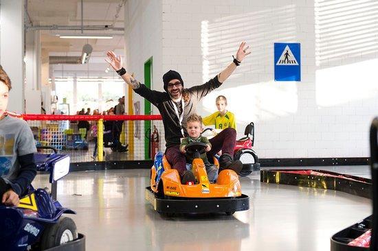 Buelach, Suiza: Electric Race Cars