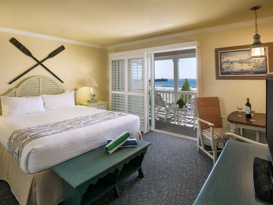 Avila Beach, Kalifornia: Oceanfront King Suite