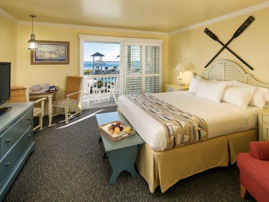 Avila Beach, Kalifornia: Oceanview King Suite