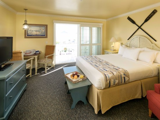 Avila Beach, Kalifornia: Park View King Suite