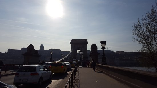 Photo of Bridge Chain Bridge (Szechenyi lanchid) at Budapest 1013, Hungary