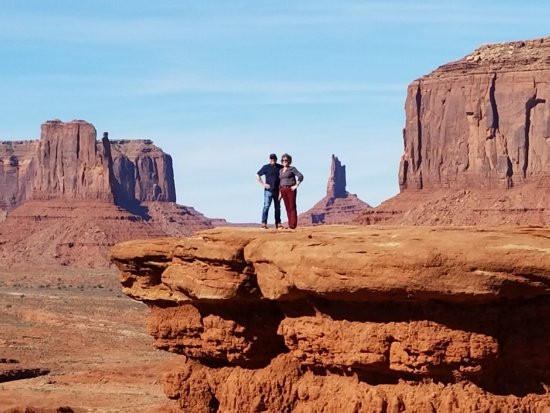 Monument Valley Safari: Fords Point