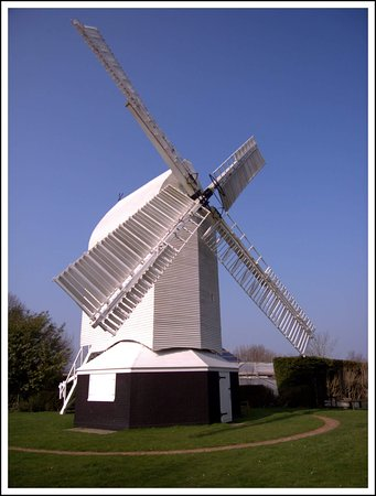Hassocks, UK: Oldland Mill