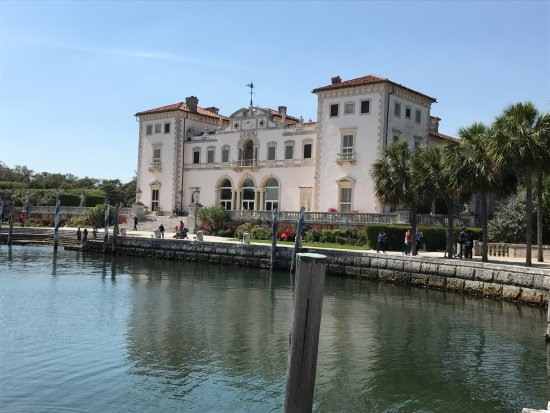 Photo of American Restaurant Vizcaya Museum Cafe at 3251 S Miami Ave, Miami, FL 33129, United States