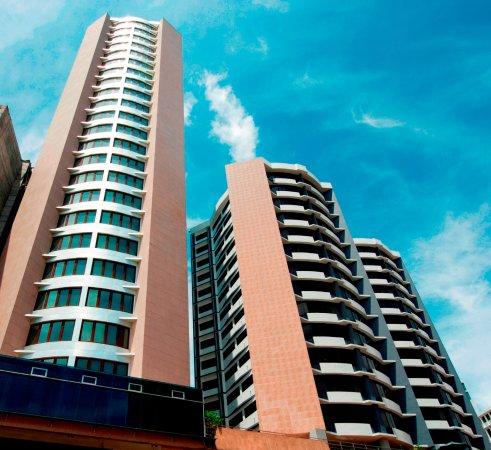 Aparthotel Torres de Alba: Vista exterior
