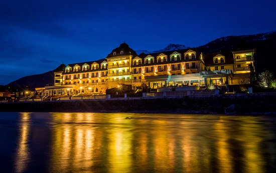 Grand Hotel Lienz Photo