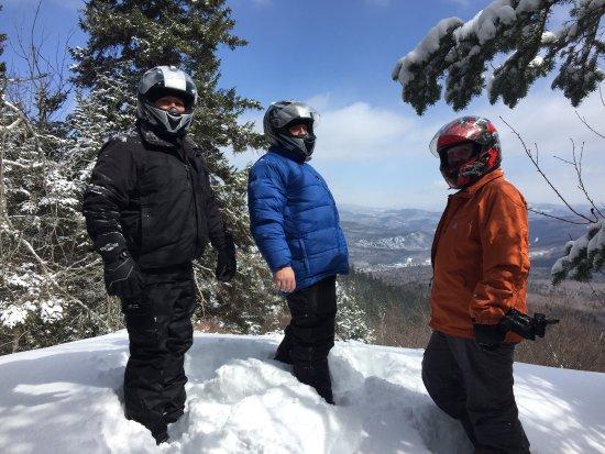 Gorham, Nueva Hampshire: Northeast Snowmobile & ATV Rentals