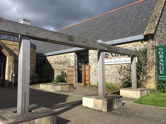 Buckfastleigh, UK: The Grange Restaurant and Tea Room