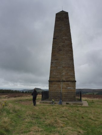 Грейт-Эйтон, UK: The monument