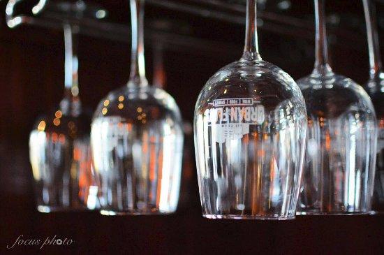 Wine Glasses Picture Of Urban Flats Winter Garden Tripadvisor