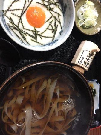 Shimizu Soba Noodle of Iwase: photo1.jpg