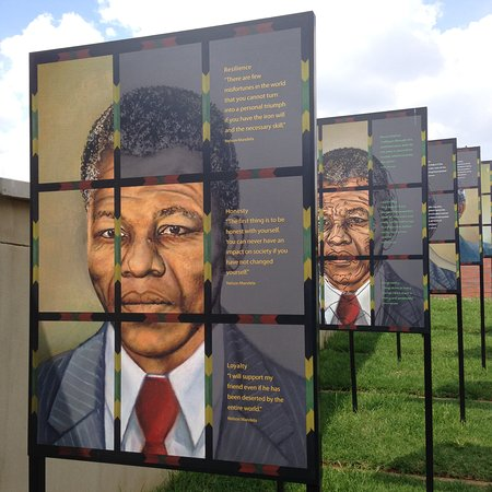54 on Bath: At the Mandela Museum