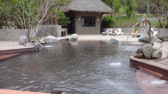 La Cruz de Huanacaxtle, المكسيك: Warm Mineral Pools area