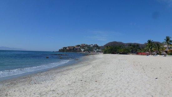 La Cruz de Huanacaxtle, المكسيك: At the Beach Club