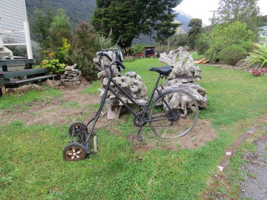 Westland National Park (Te Wahipounamu), New Zealand: One of the Unique Things To See at the Stagecoach Inn