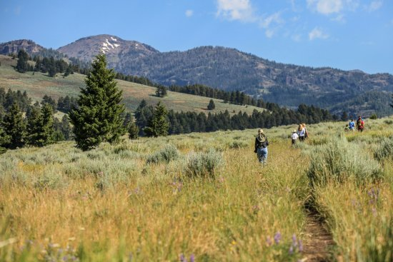 Emigrant, MT: Afternoon Hike