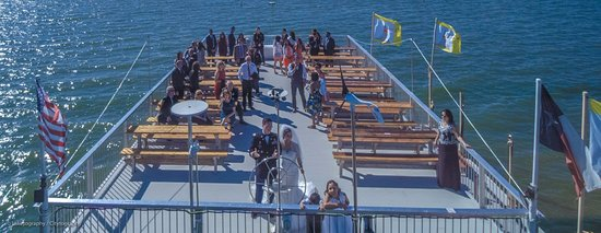 Awesome Harbor Lights Cruises: Perfect Weddings On The Water Pictures Gallery