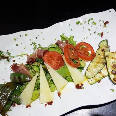 Algarrobo, Spagna: Spanish Salad