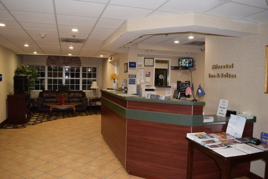 Rock Hill, Carolina Selatan: Lobby Area
