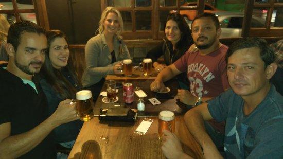 Photo of Bar O Barba Hamburgueria at Avenida Vicente Machado 578 642, Curitiba 80420-010, Brazil