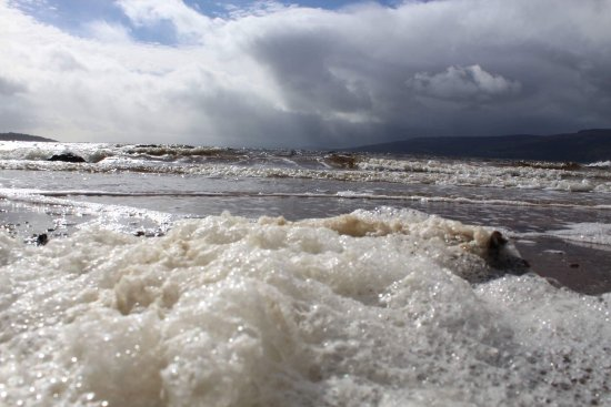 Lunderston Bay: photo0.jpg