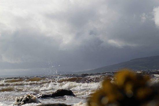 Lunderston Bay: photo1.jpg