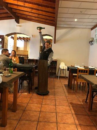 Vega de San Mateo, Espagne : Merluza a la marinera