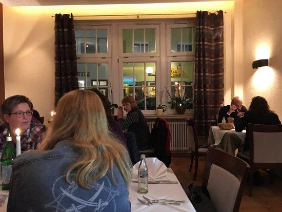 Osnabrück, Tyskland: La Vecchia Citta - ein italienischer Genuss